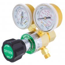 compressed gas regulators flowmeters genstartech